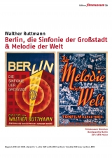 Buy Berlin, die Sinfonie der Großstadt & Melodie der Welt / Berlin, Symphony of a Great City & Melody of the World