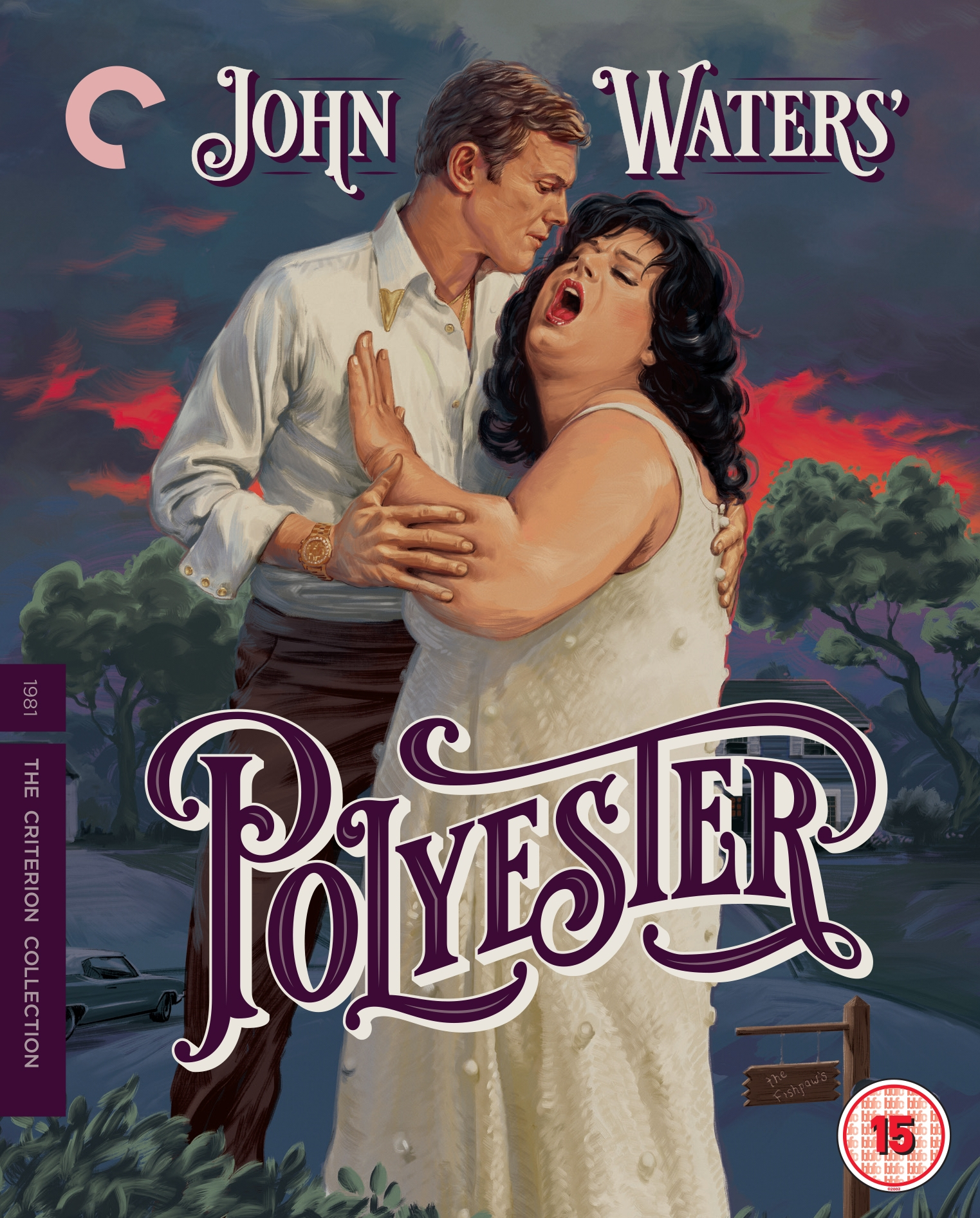 Buy Polyester (Blu-ray)