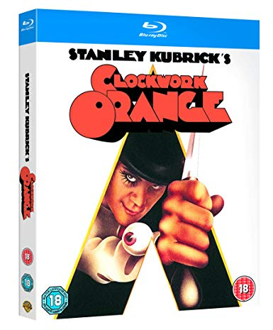 Buy A Clockwork Orange (Blu-ray)