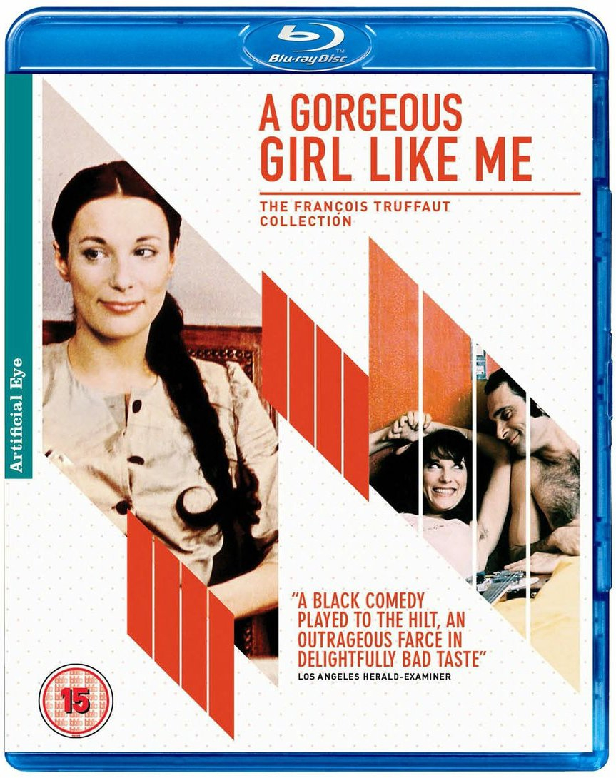 Buy A Gorgeous Girl Like Me (Blu Ray)