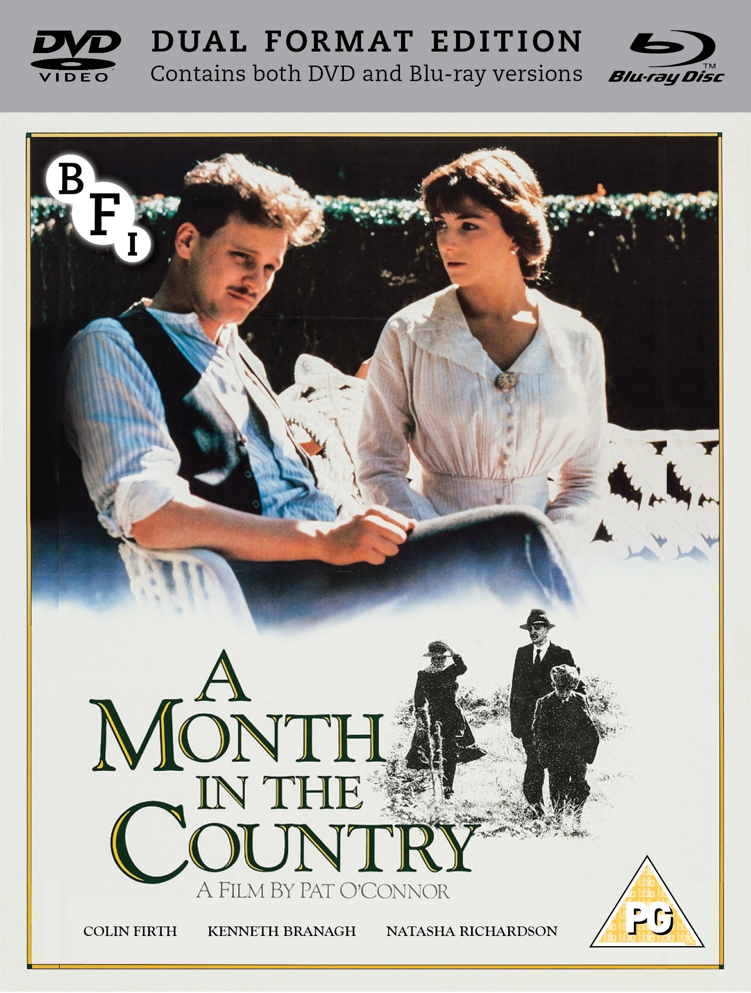 Buy Month in the Country, A (Dual Format Edition)