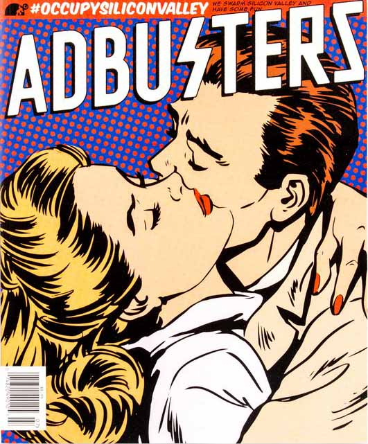 Buy Adbusters issue 138