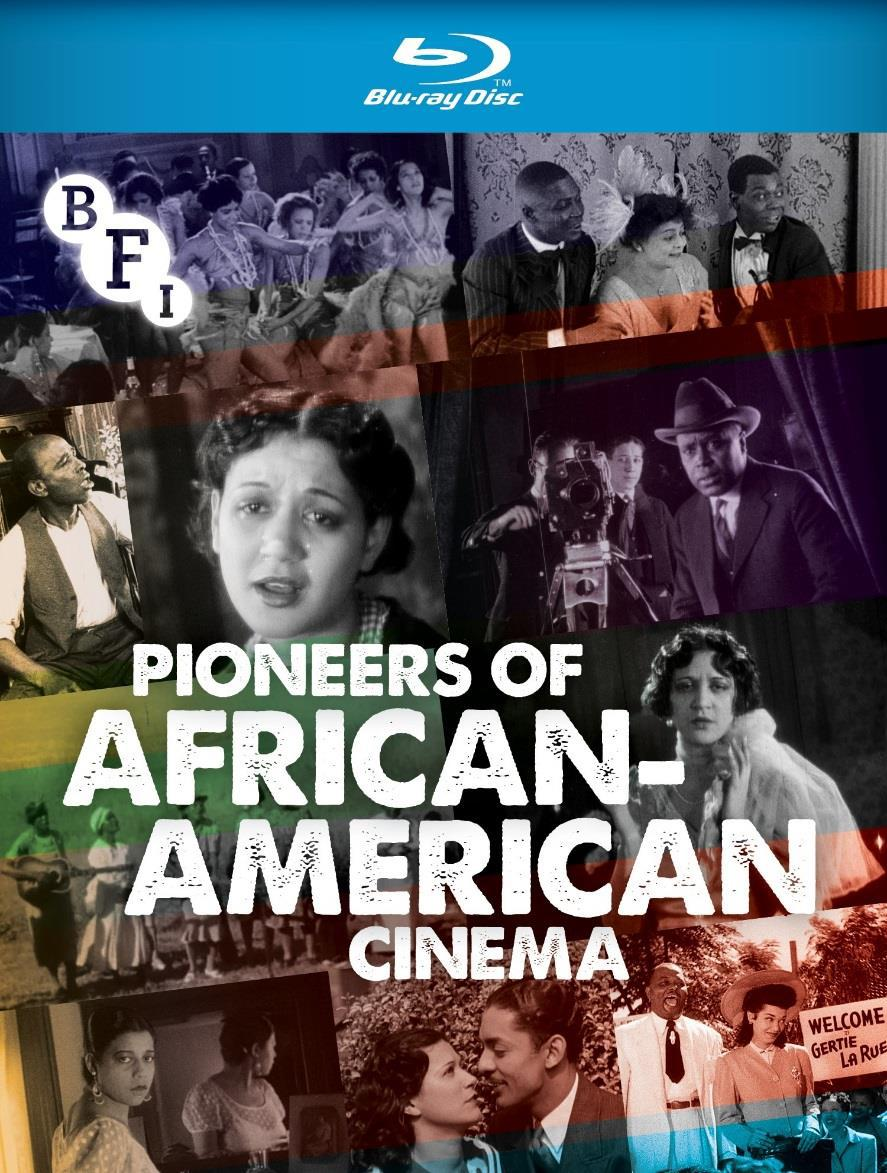 Buy Pioneers of African American Cinema Box Set