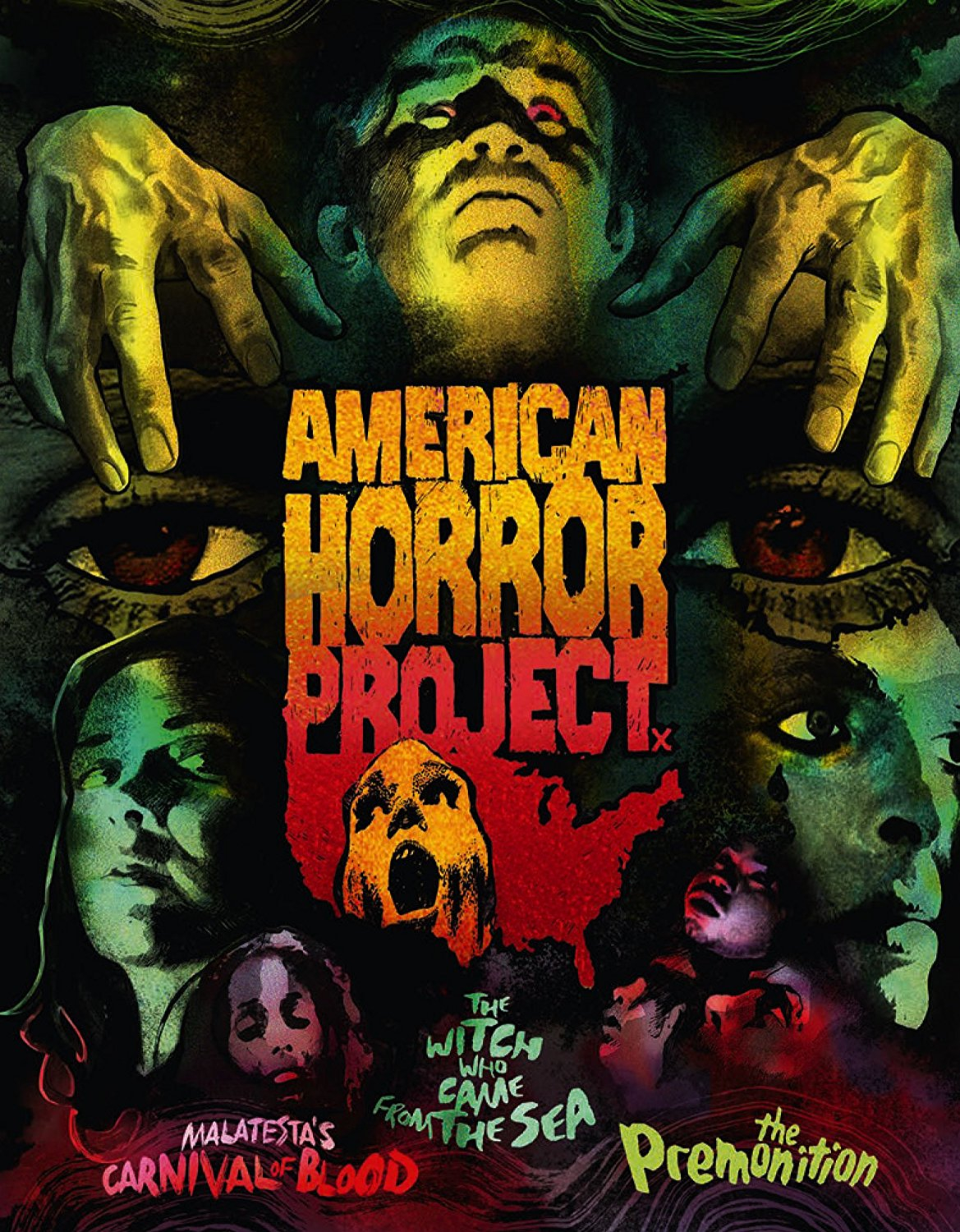 Buy American Horror Project: Volume 1