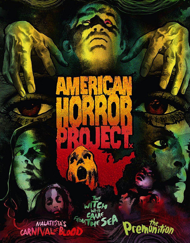 Buy American Horror Project: Volume 1