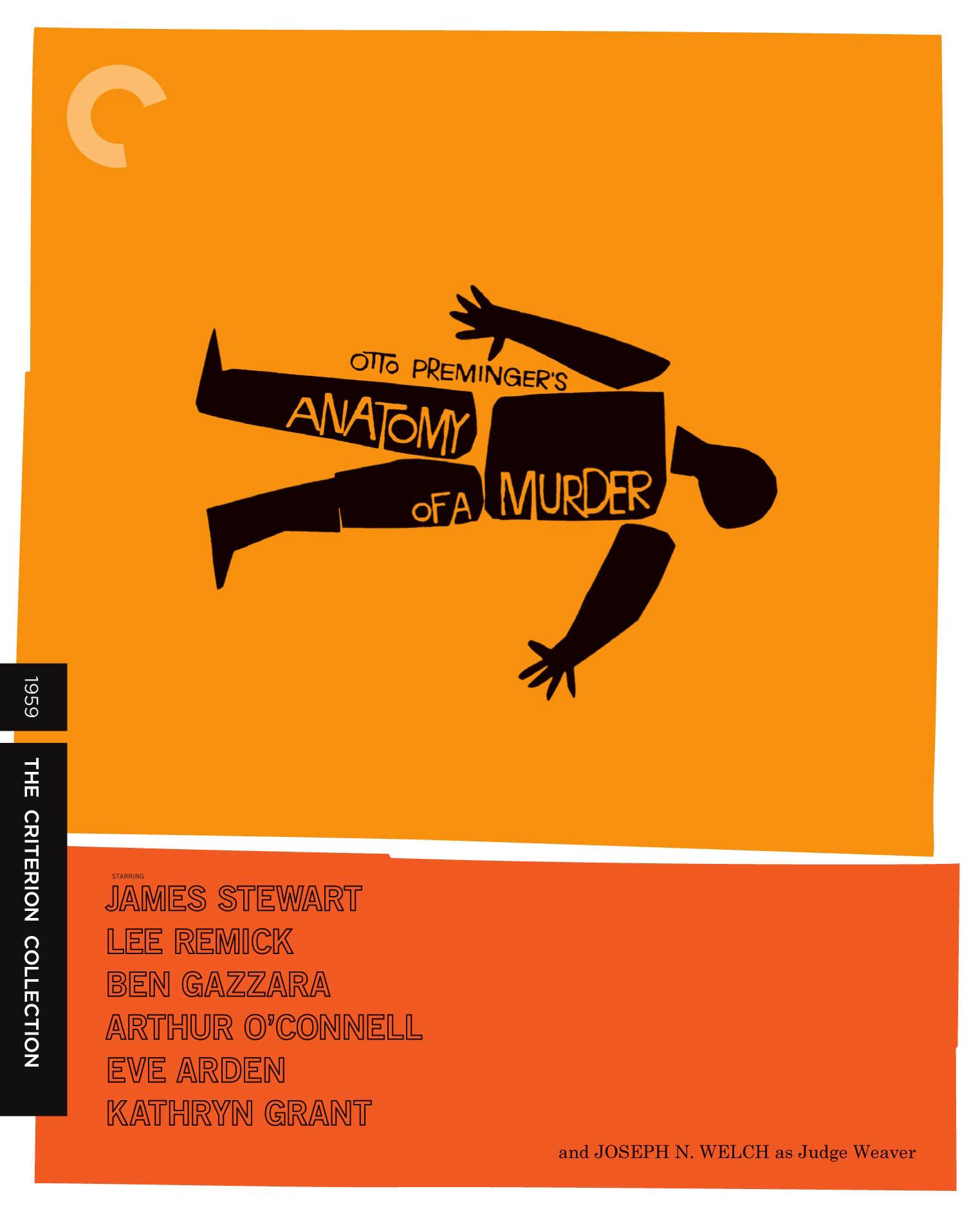 Buy PRE-ORDER Anatomy of a Murder (Blu-ray)