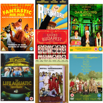 Buy Wes Anderson Collection