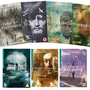 Buy Andrei Tarkovsky collection
