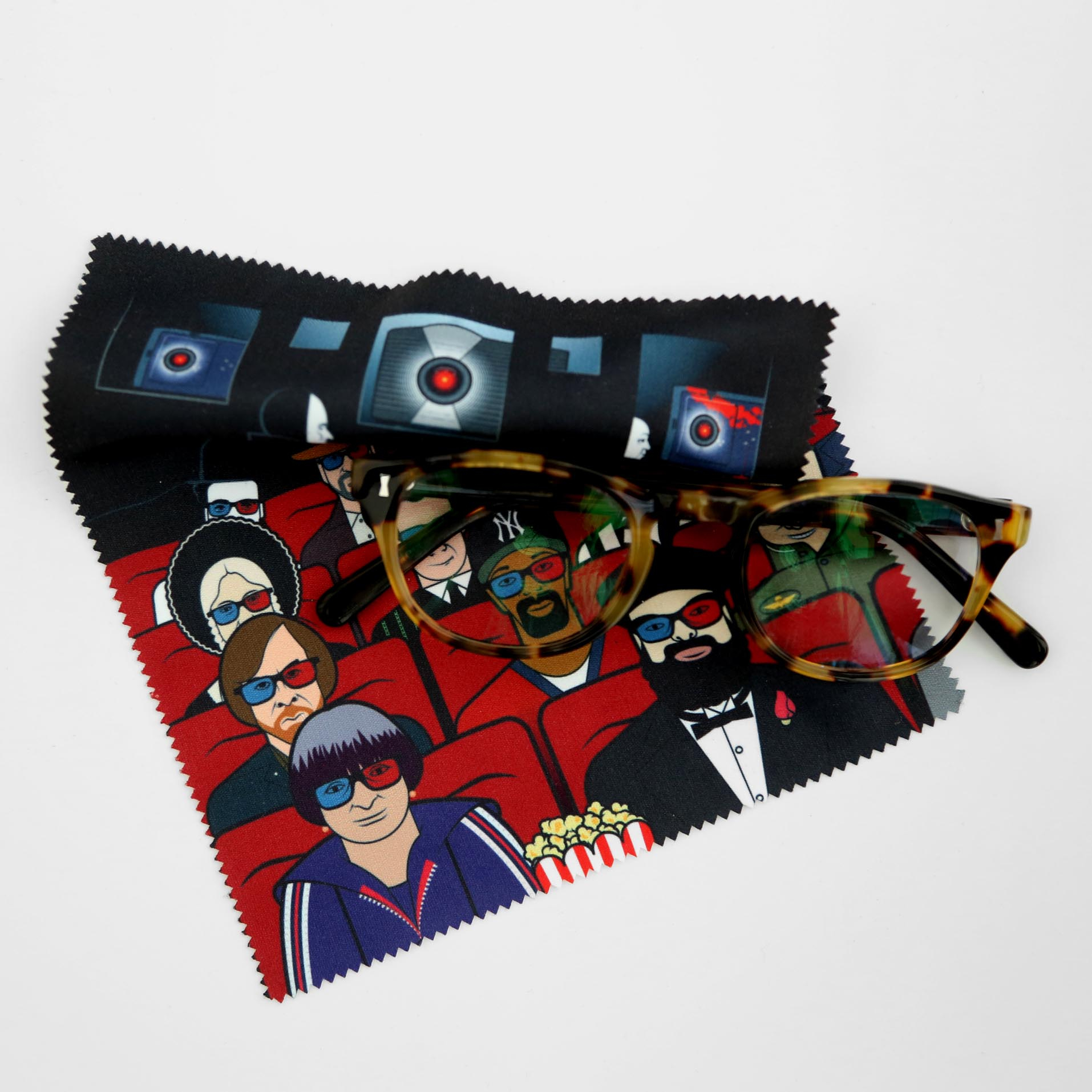 Buy Andy Tuohy Great Directors Glasses Cloth