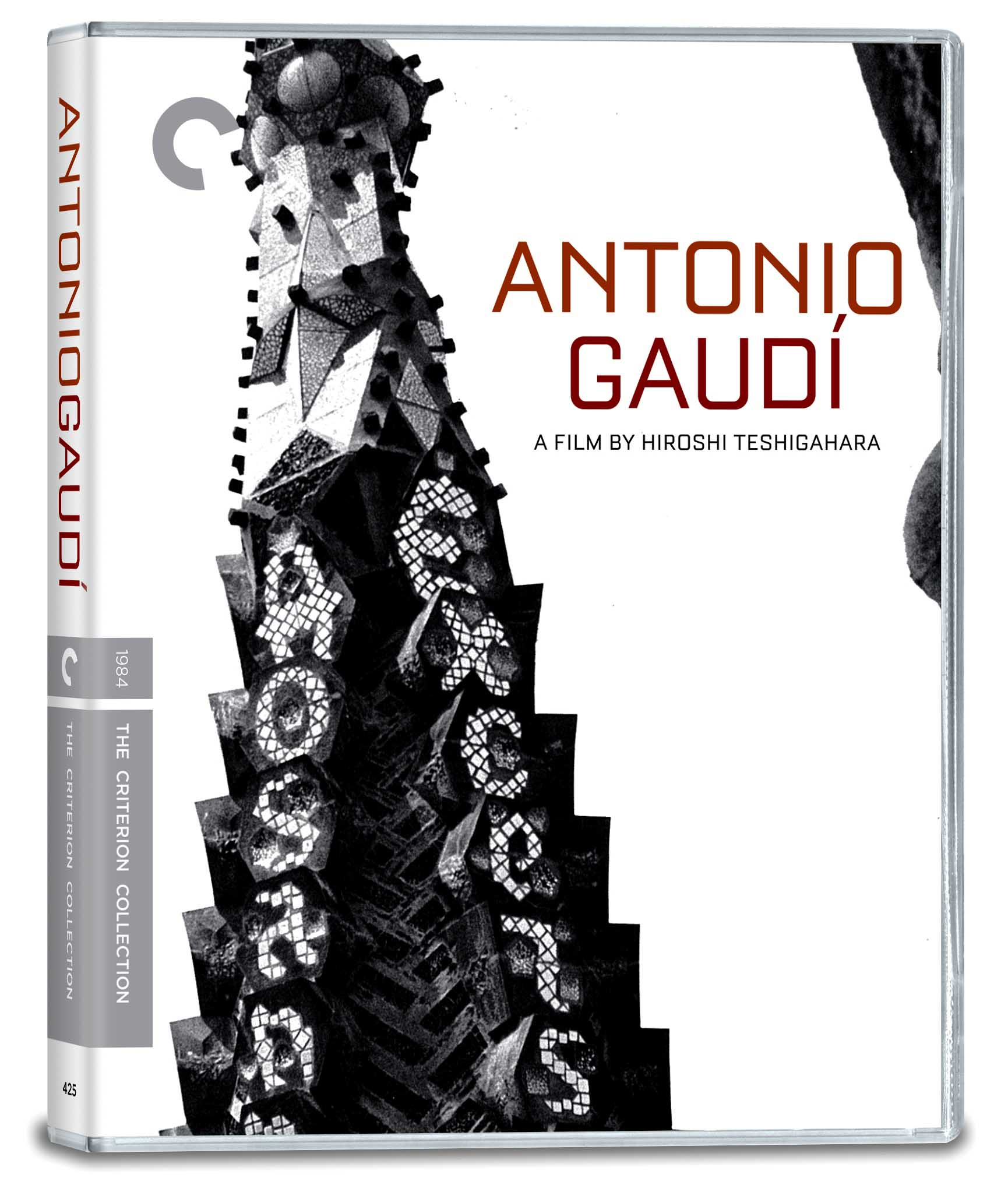 Buy Antoni Gaudí (Blu-ray)