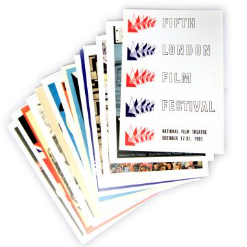 Buy LFF Postcard set