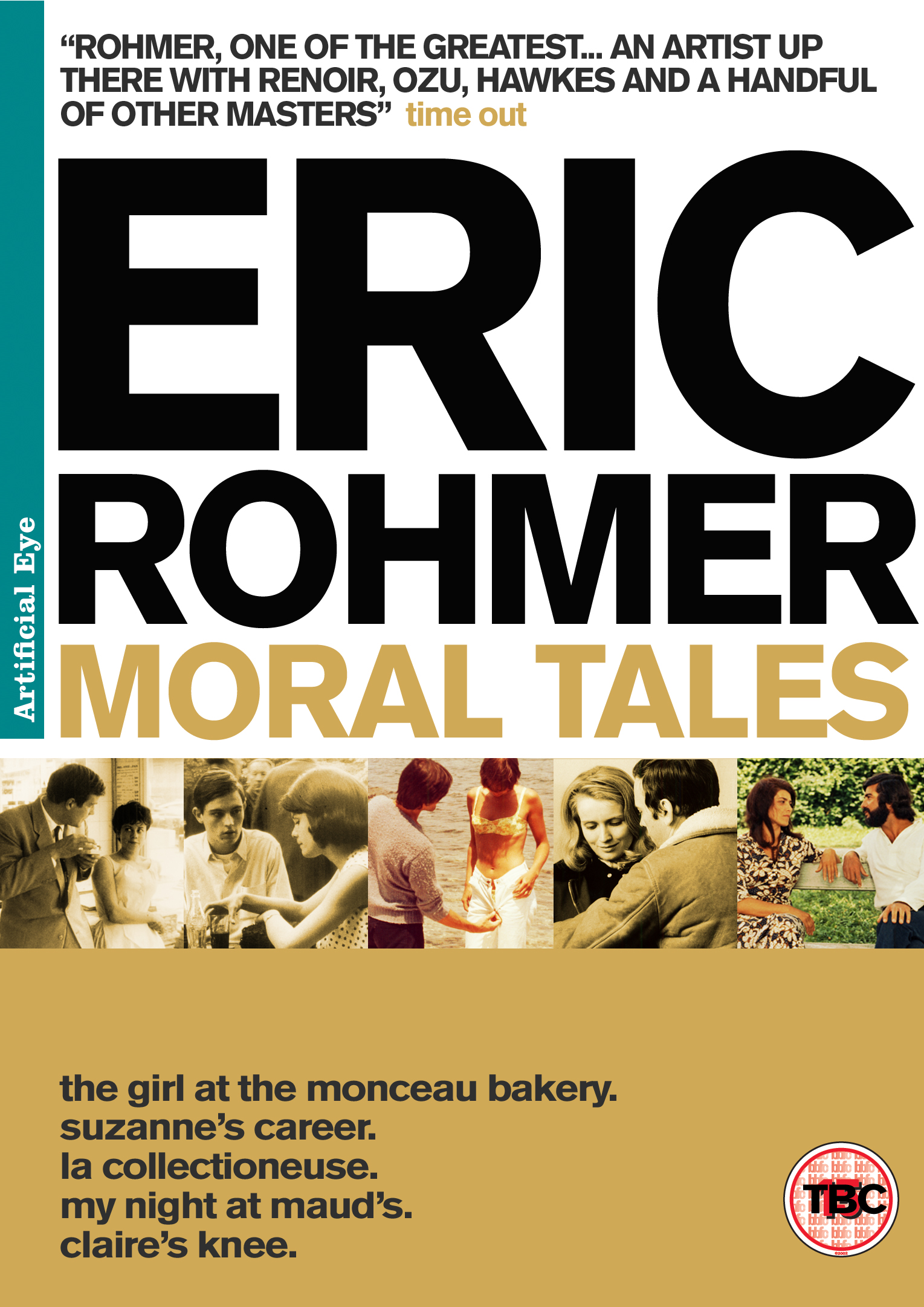 Buy Eric Rohmer: Six Moral Tales