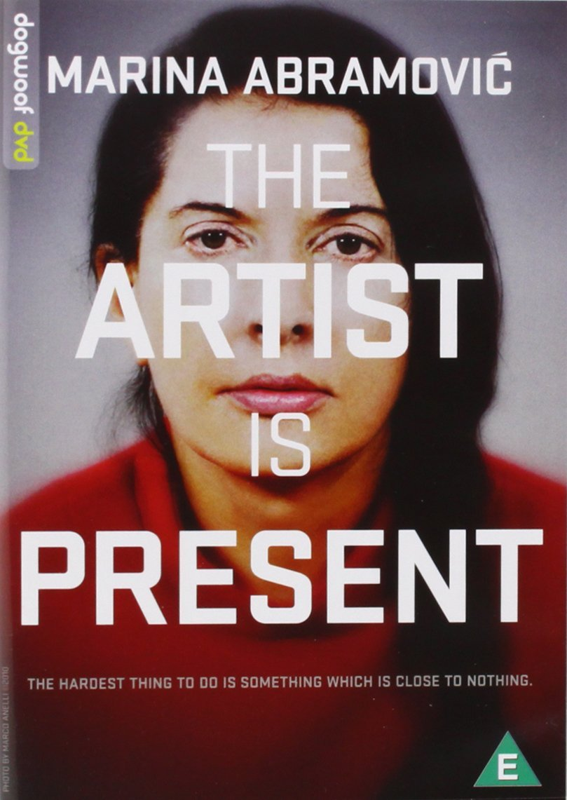 Buy The Artist is Present