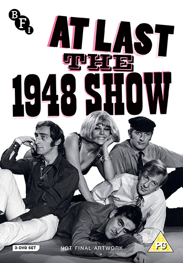 Buy PRE-ORDER At Last the 1948 Show (3-Disc DVD Set)