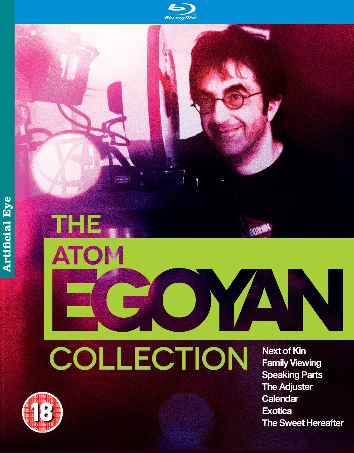 Buy The Atom Egoyan Collection Blu Ray