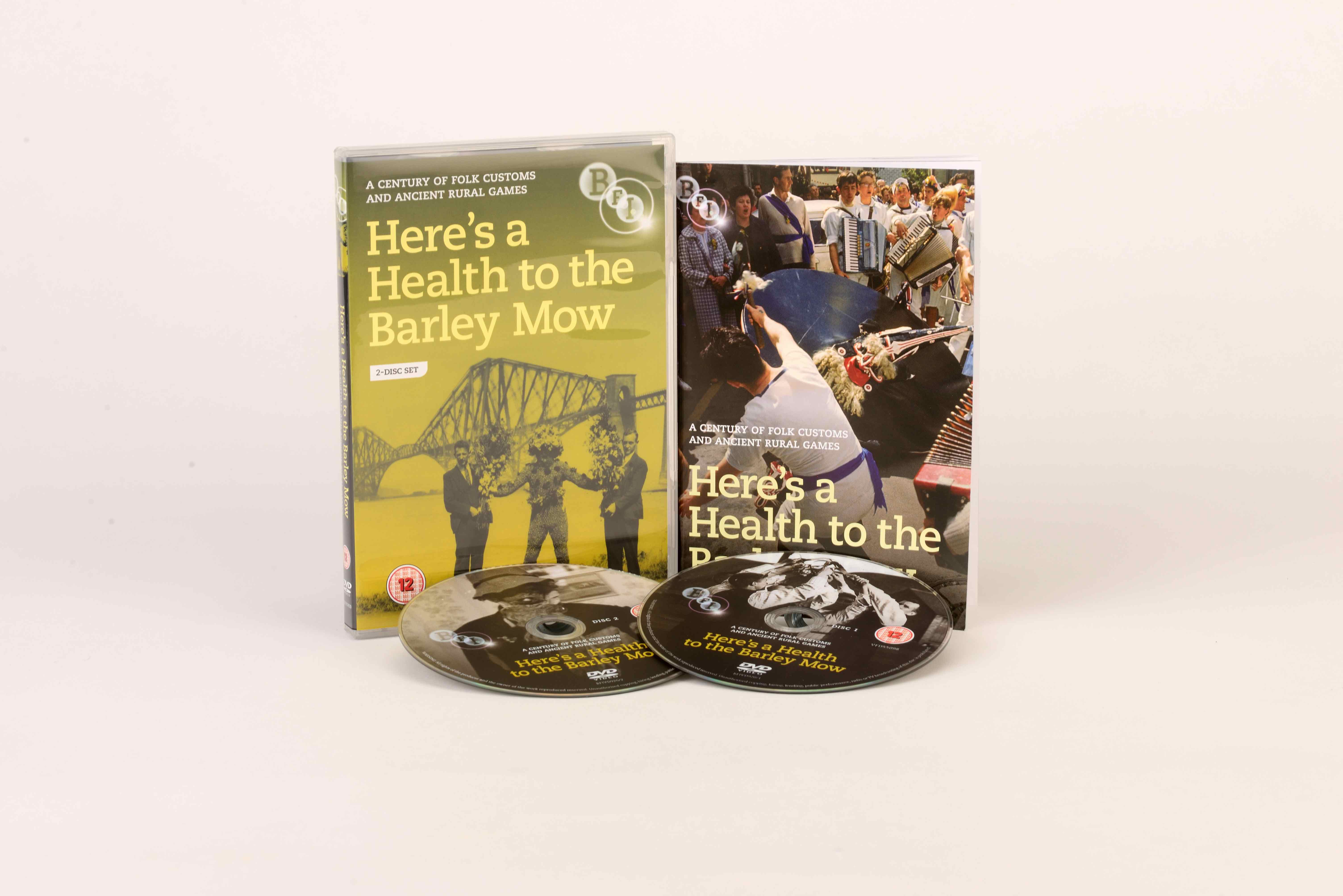 Buy Here's a Health to the Barley Mow (2-DVD set)