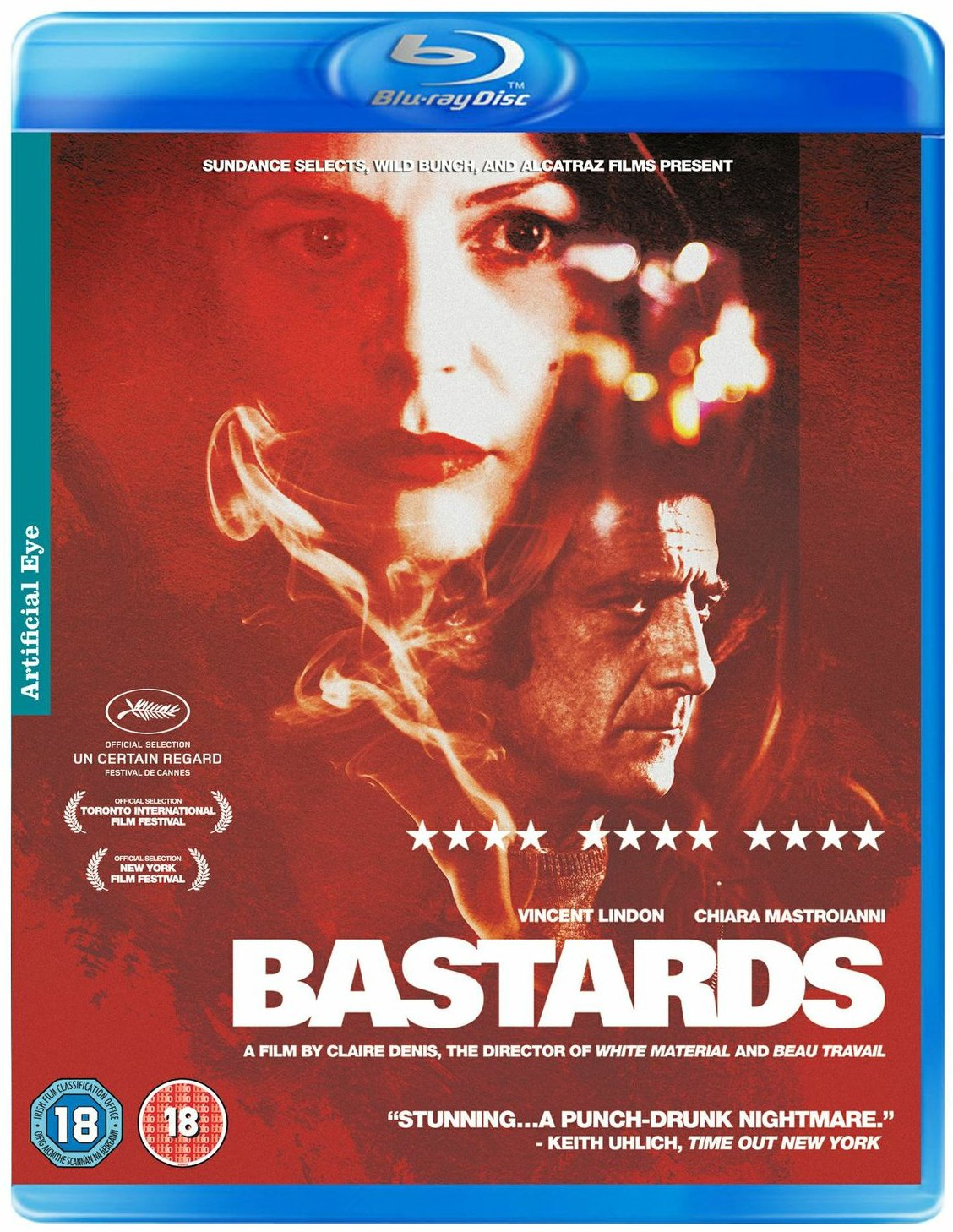 Buy Bastards (Blu Ray)
