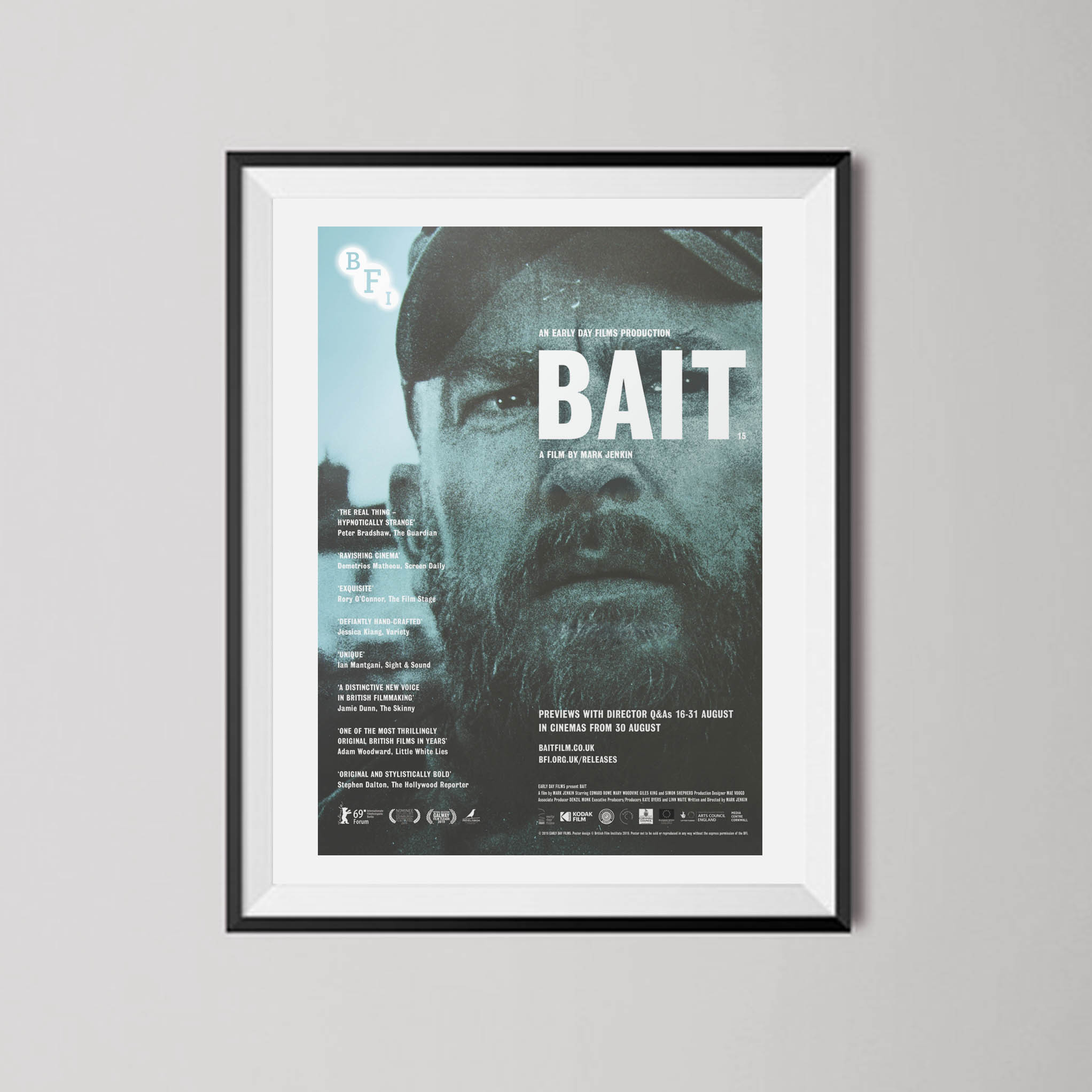 Buy Bait Poster (A3)