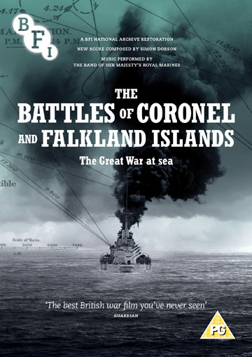 Buy The Battles of Coronel and Falkland Islands (DVD)