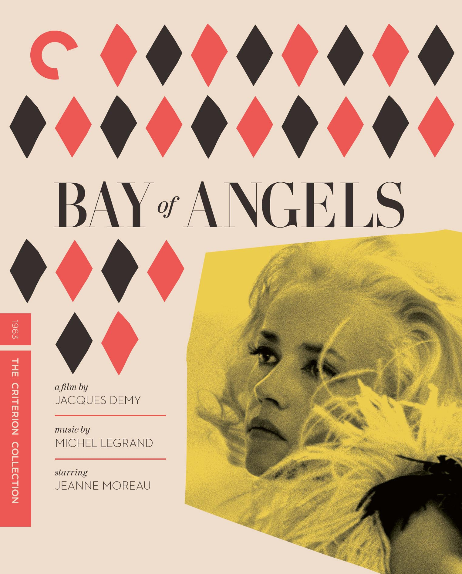 Buy PRE-ORDER The Essential Jacques Demy (6 Disc Blu-ray Set)