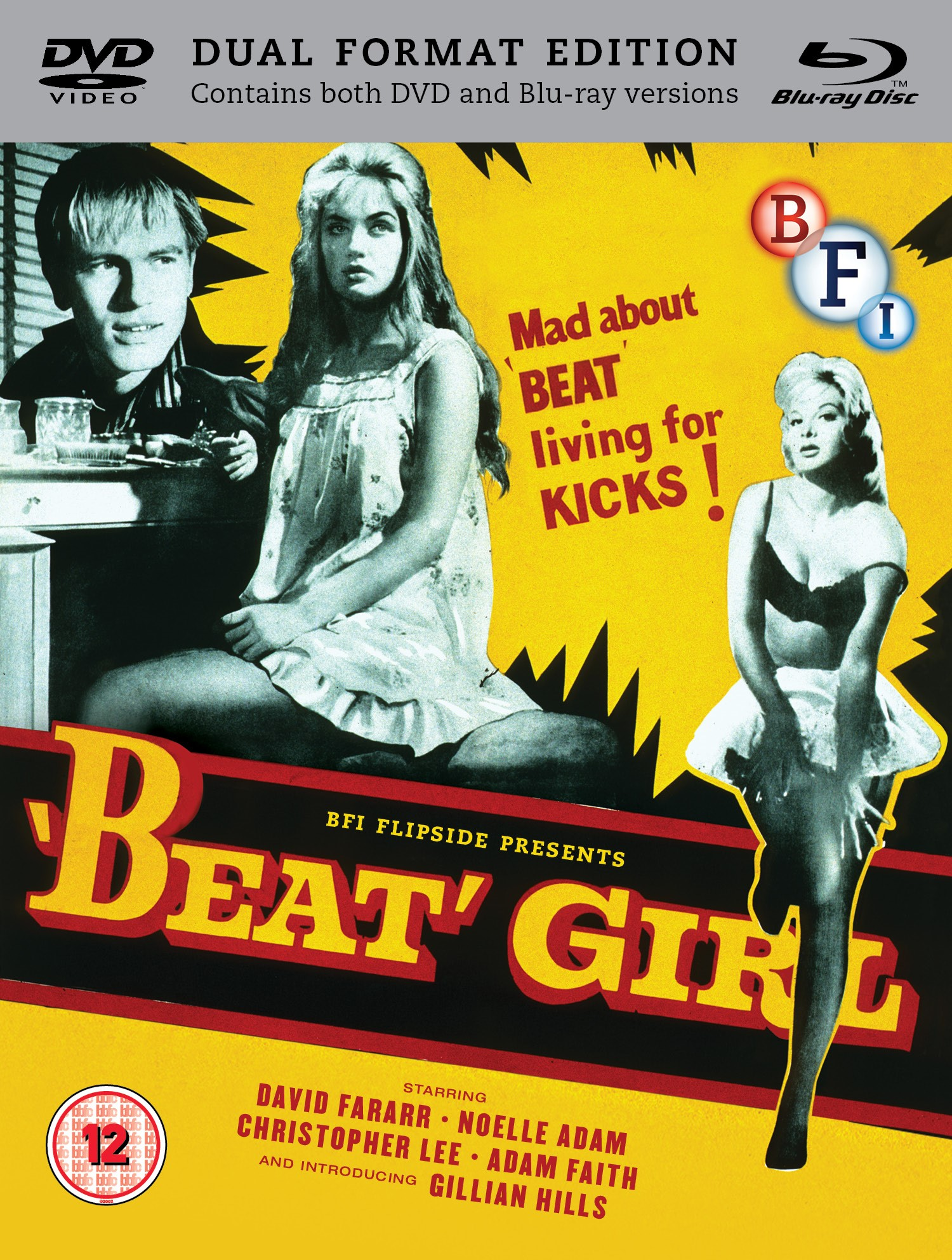 Buy Beat Girl (Flipside 030) (Dual Format Edition)