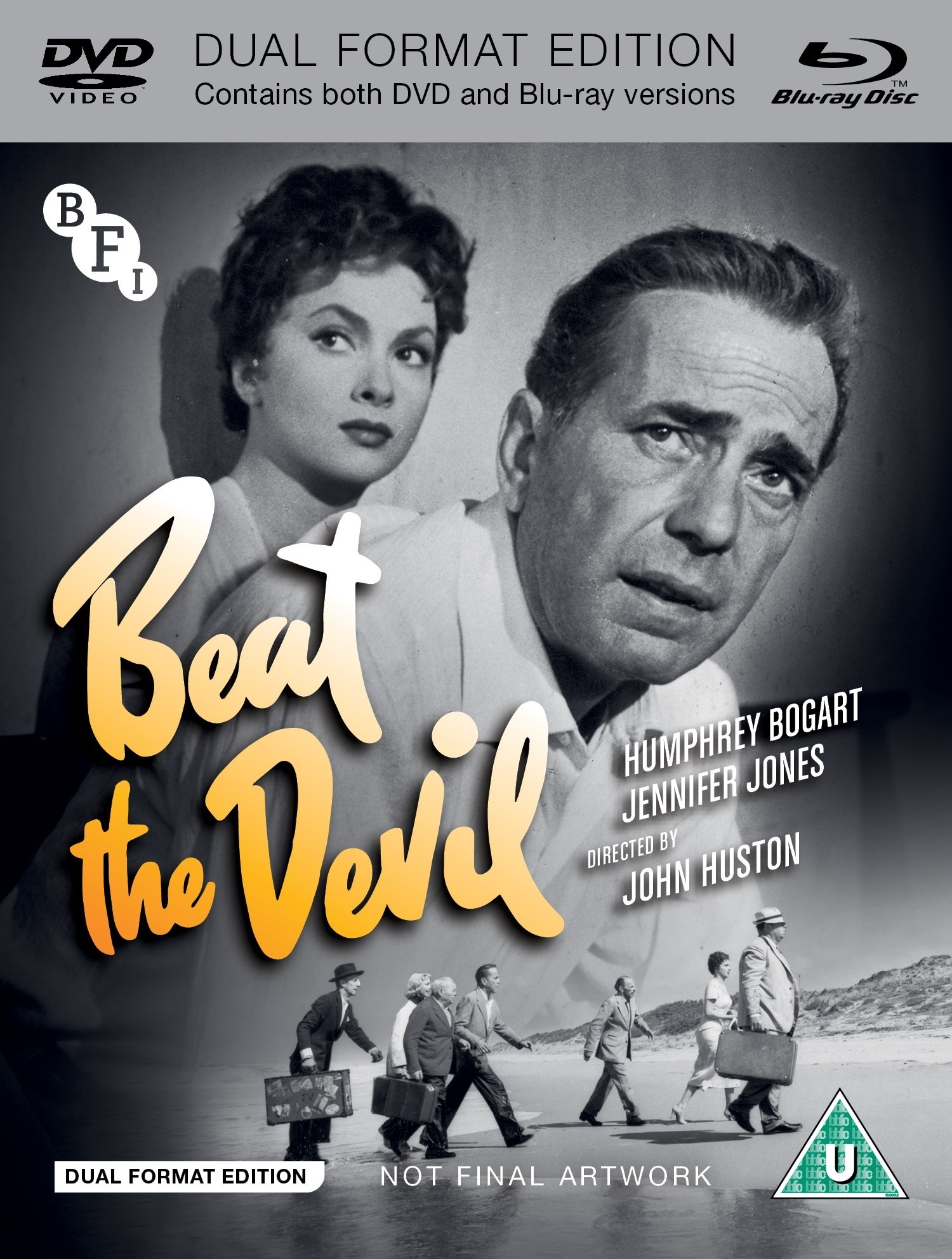 Buy PRE-ORDER Beat the Devil (Dual Format Edition)