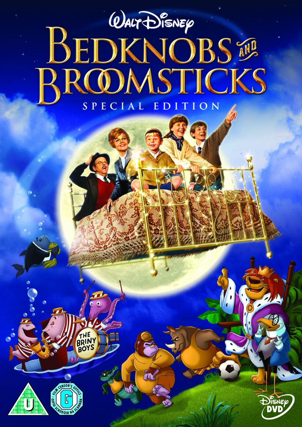 Buy Bedknobs and Broomsticks