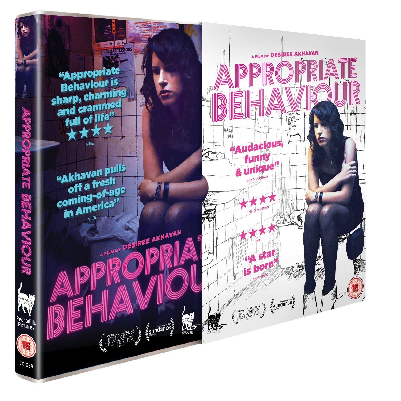 Buy Appropriate Behaviour