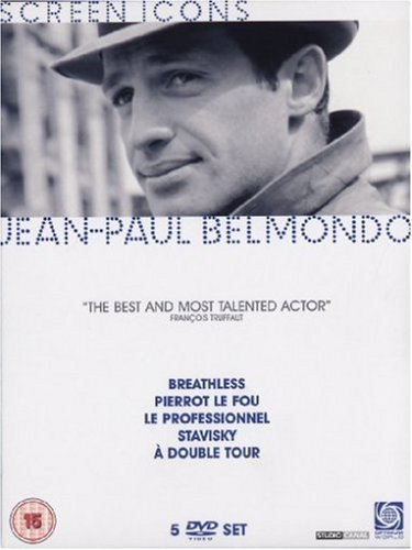 Buy Jean Paul Belmondo: Screen Icons
