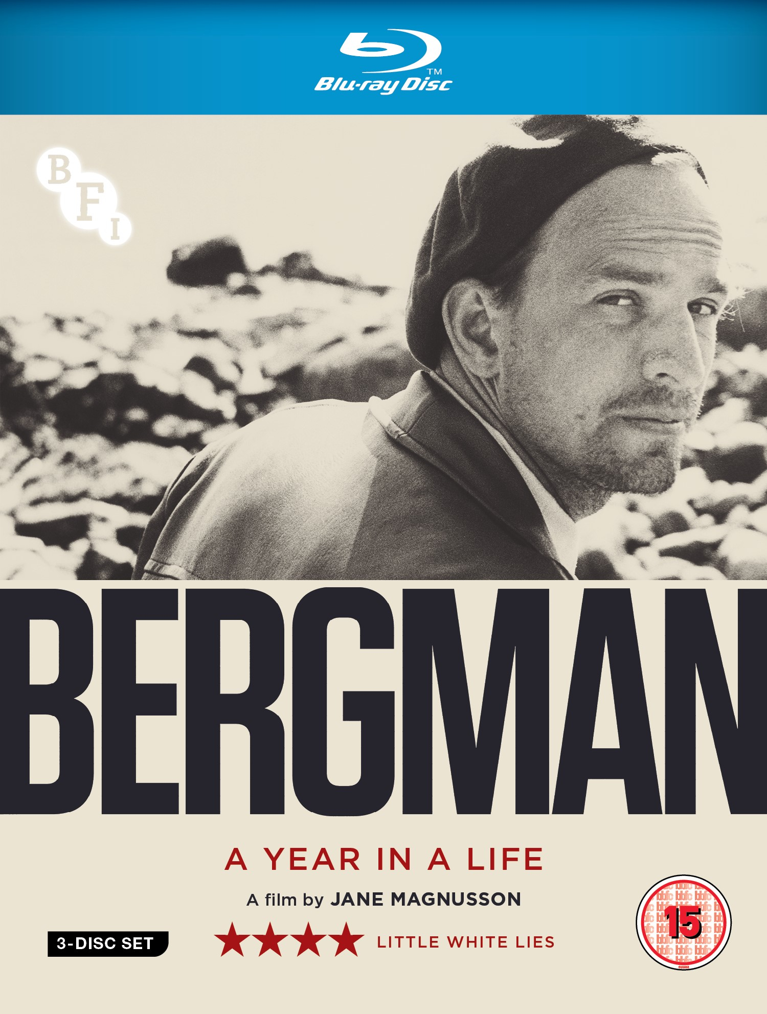 Buy PRE-ORDER Bergman: A Year In A Life (Limited Edition Blu-ray)
