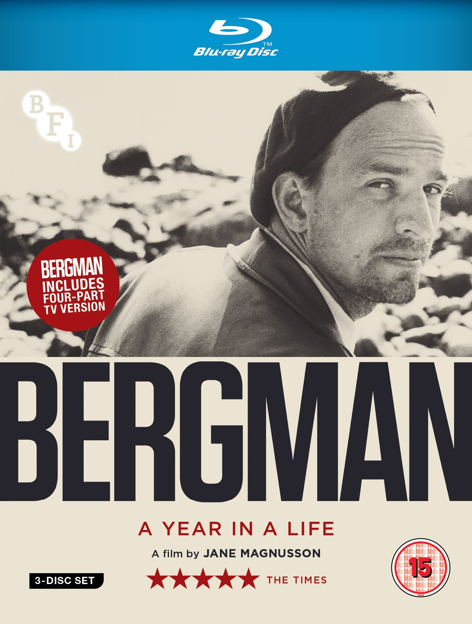 Buy Bergman: A Year In A Life (Limited Edition Blu-ray)