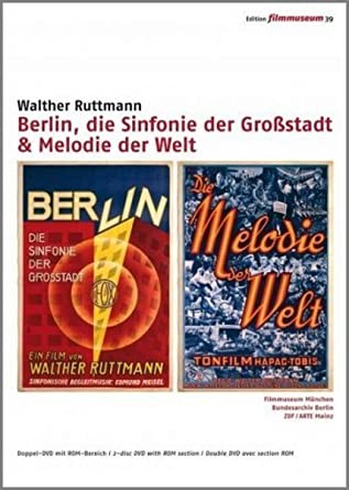 Buy Berlin, die Sinfonie der Großstadt & Melodie der Welt / Berlin, Symphony of a Great City & Melody of the World (DVD)
