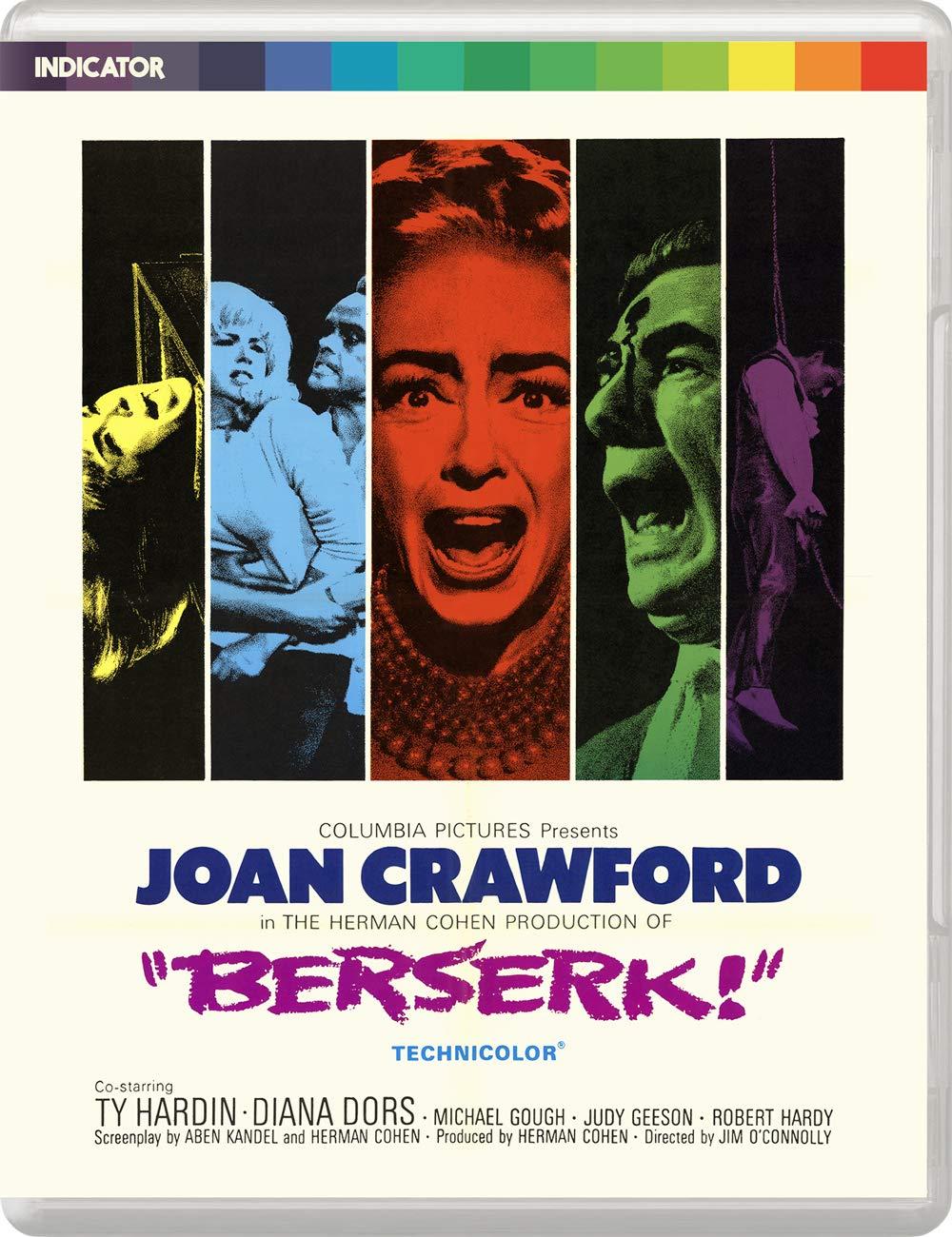 Buy Berserk! (Blu-ray)
