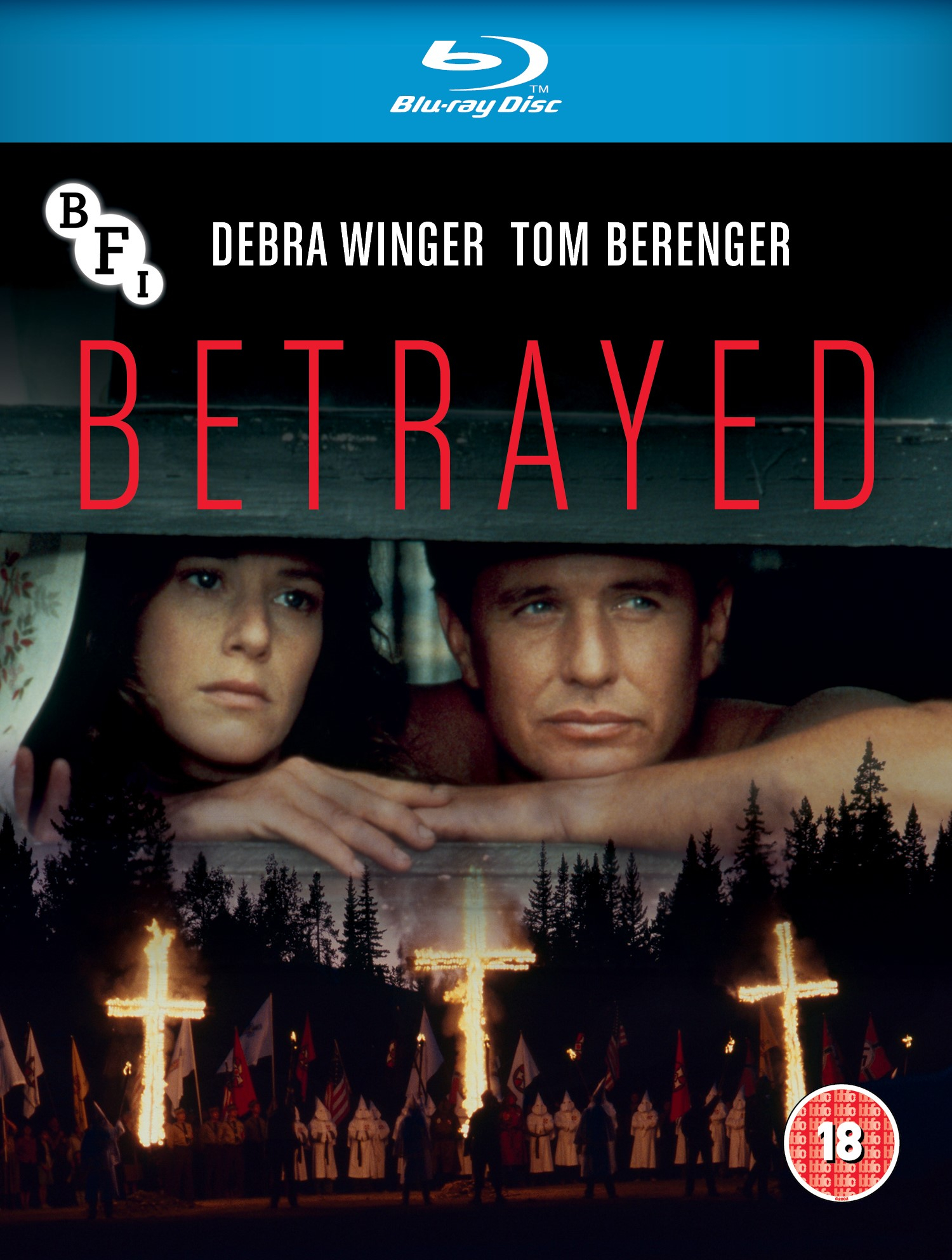Buy PRE-ORDER Betrayed (Blu-ray)