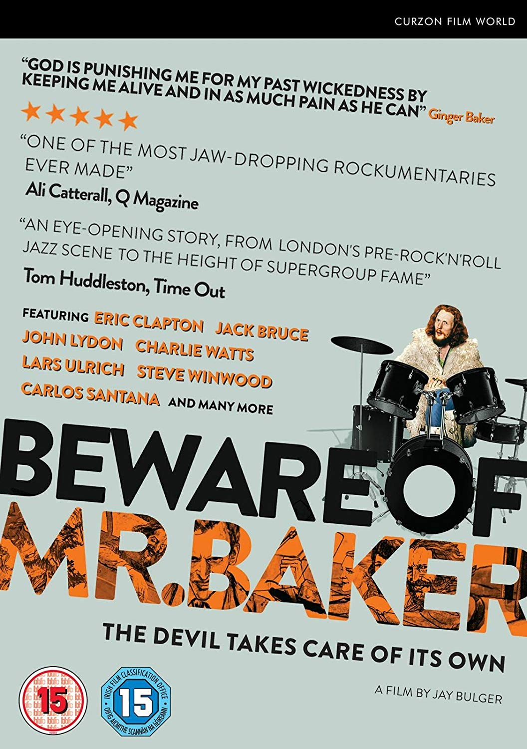 Buy Beware of Mr. Baker