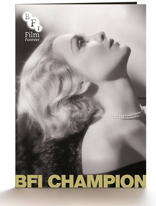Buy BFI Gift Champion with free DVD