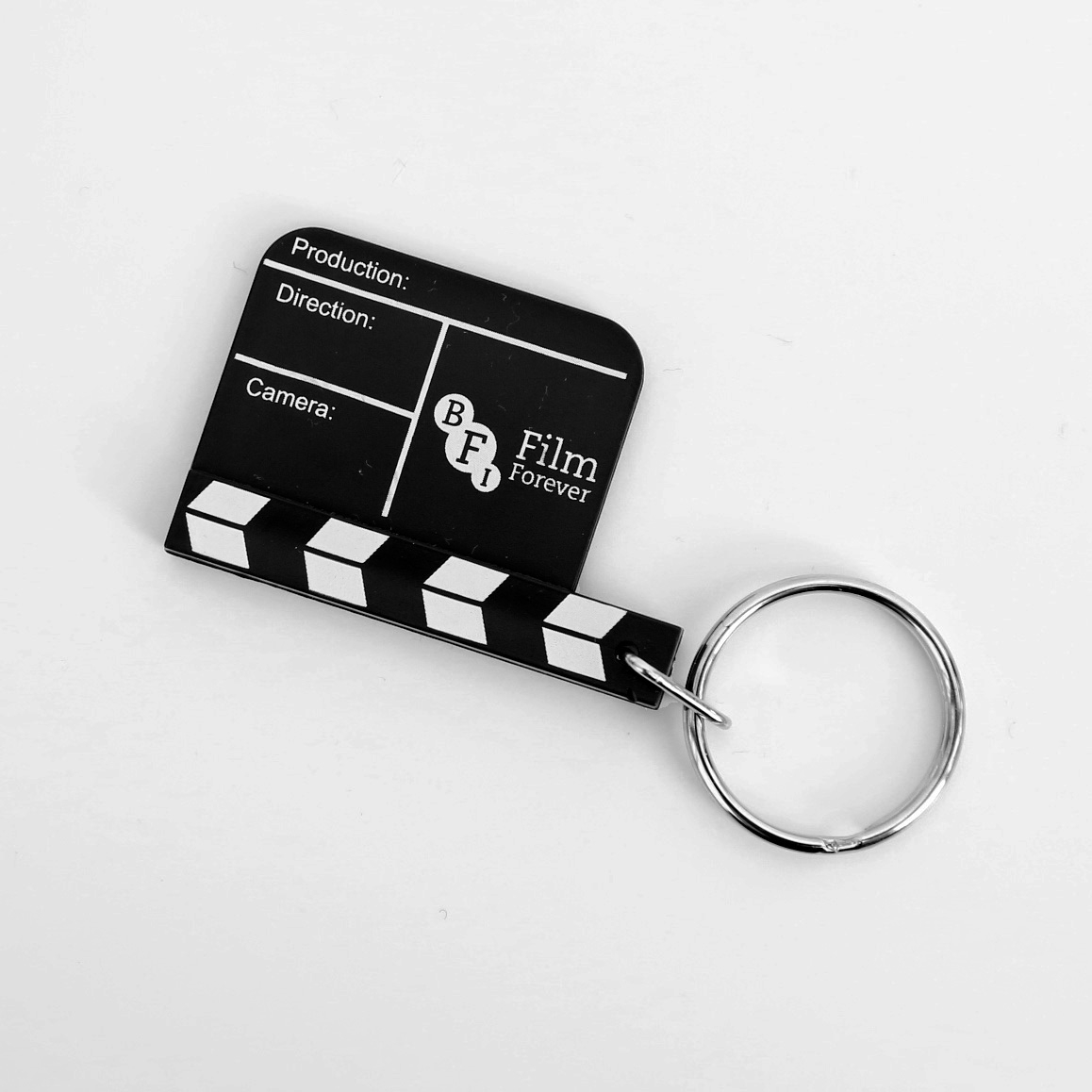 Buy BFI Clapperboard Key Ring