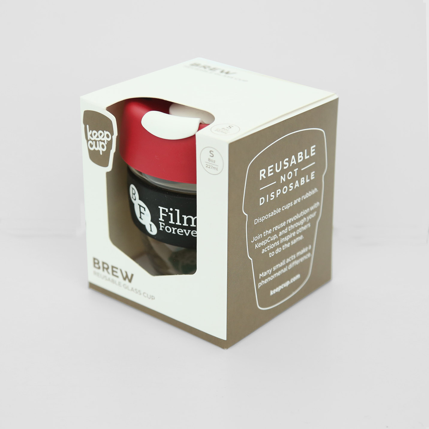 Buy BFI Glass KeepCup