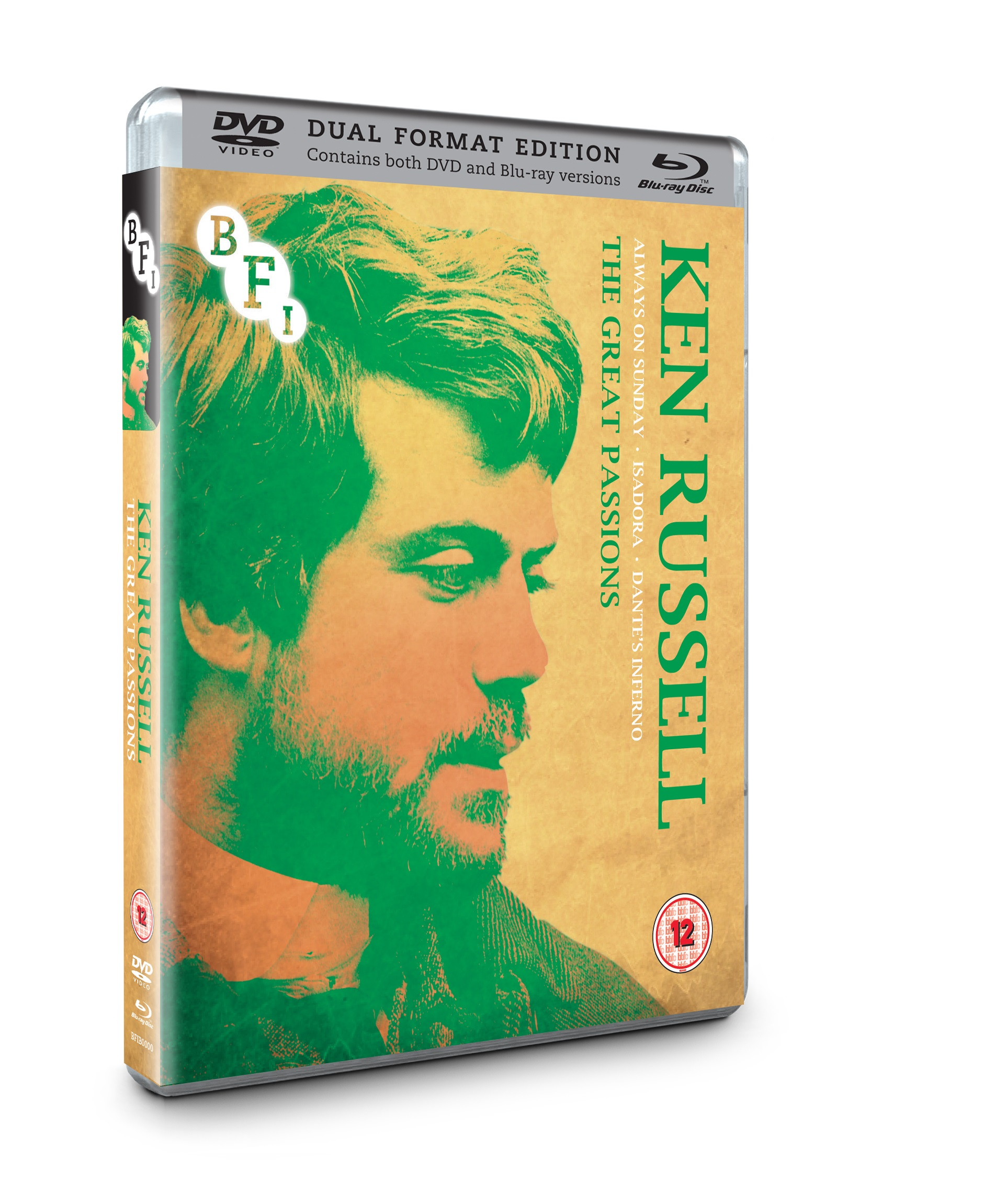 Buy Ken Russell: The Great Passions