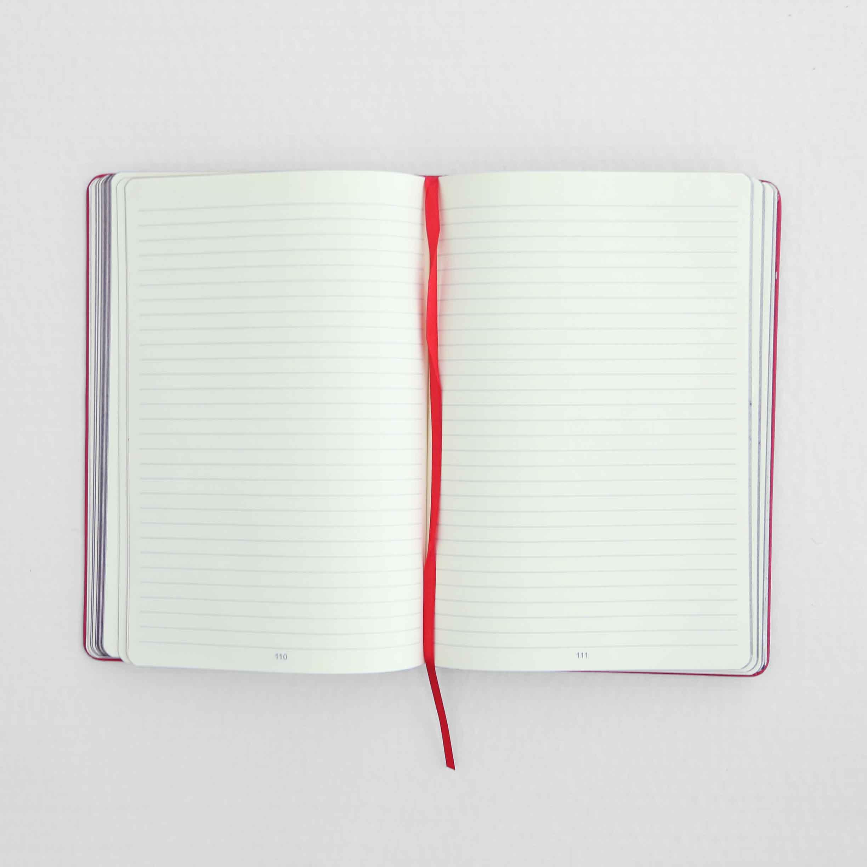 Buy BFI Hardback Notebook (Red)