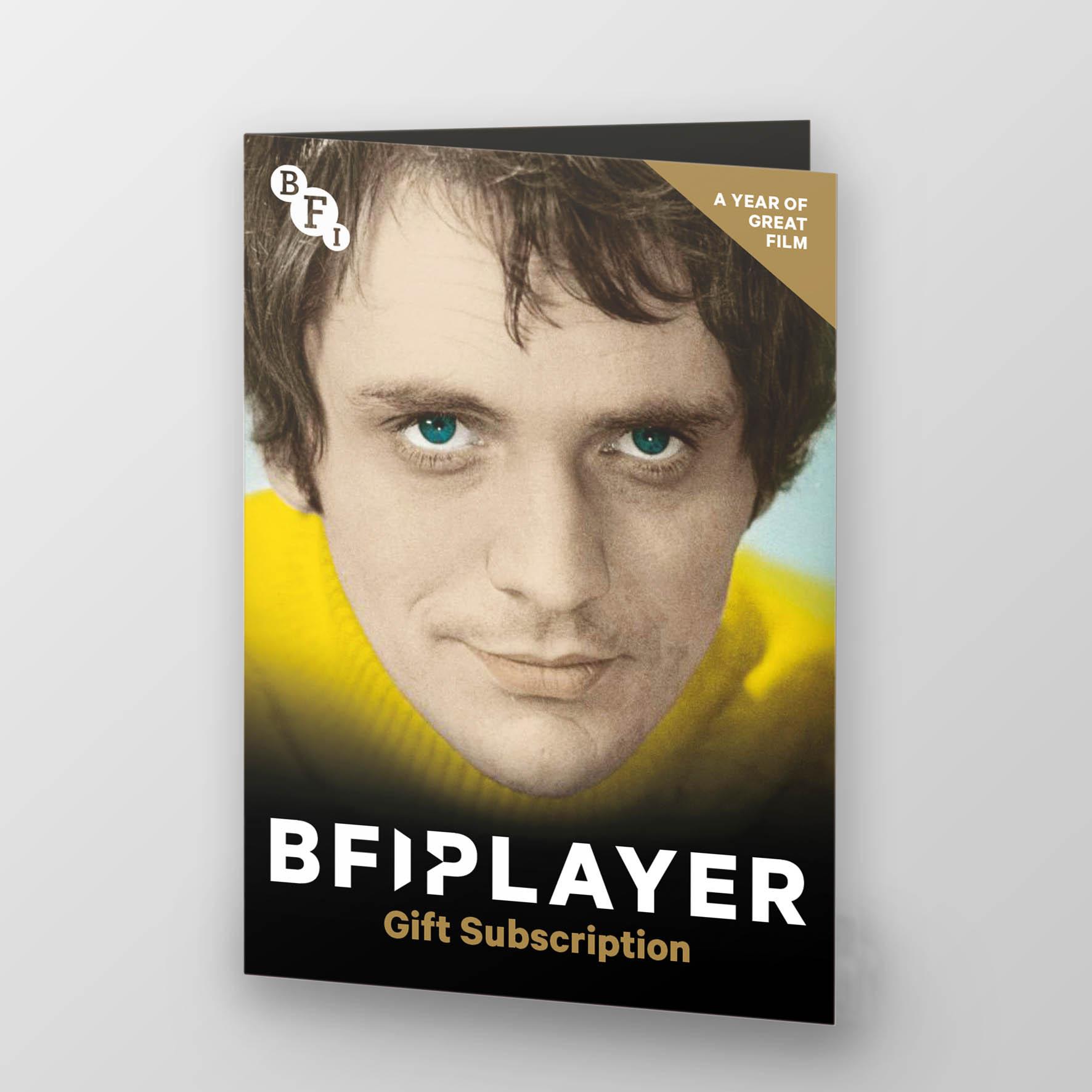 Buy BFI Player Gift Subscription (Theorem design)