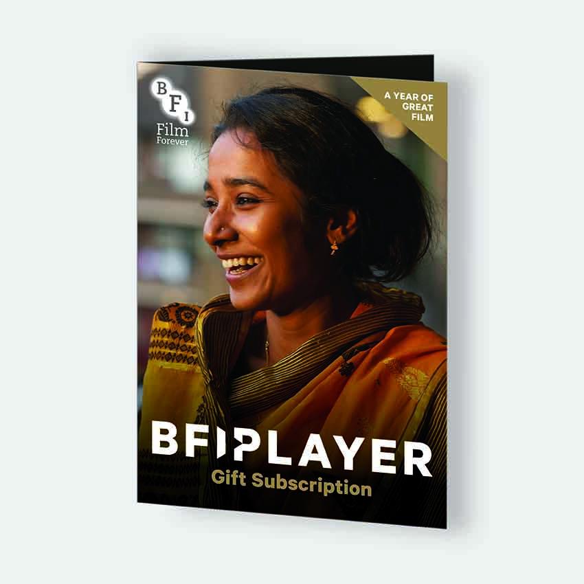 Buy BFI Player Gift Subscription (Brick Lane design)