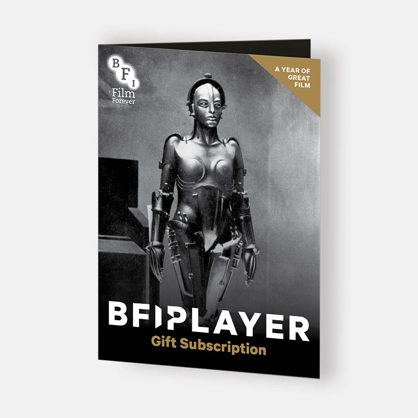 Buy BFI Player Gift Subscription (Metropolis design)