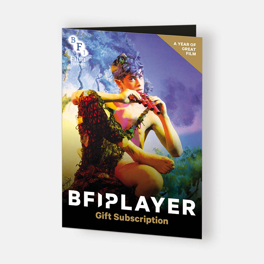 Buy BFI Player Gift Subscription (Pink Narcissus design)