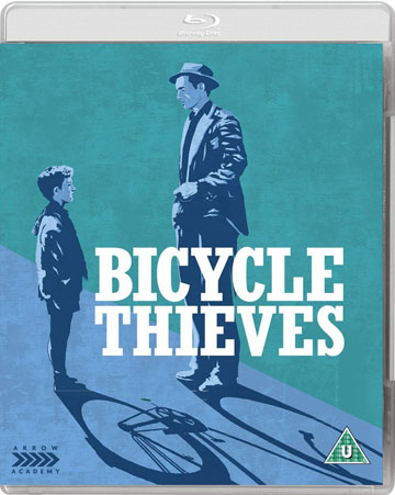 Buy Bicycle Thieves (Blu-ray)