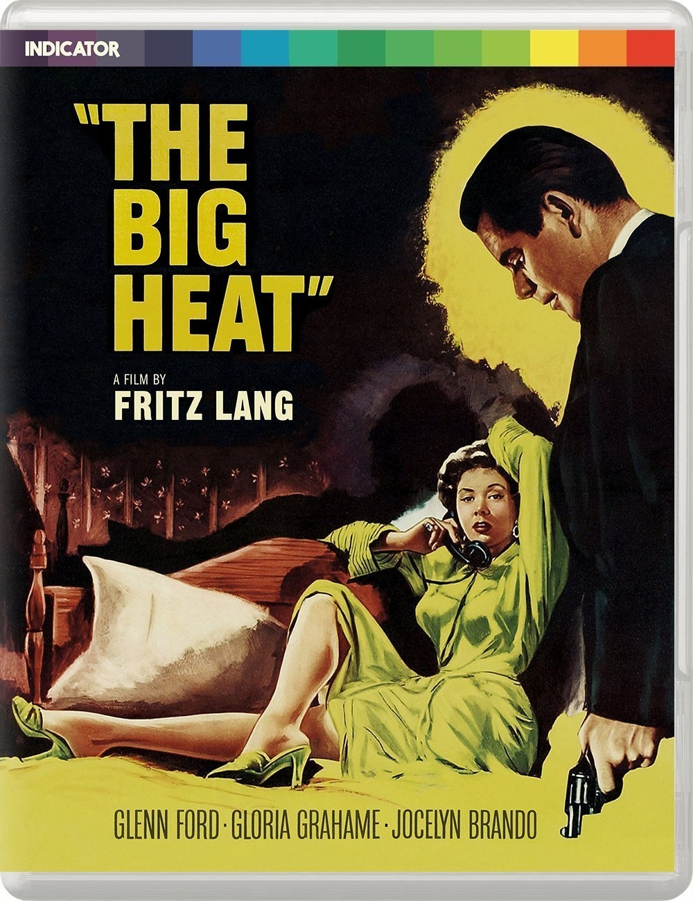 Buy The Big Heat (Dual Format Edition)