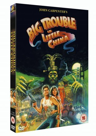 Buy Big Trouble in Little China