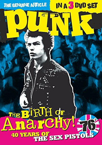 Buy Punk: The Birth of Total Anarchy