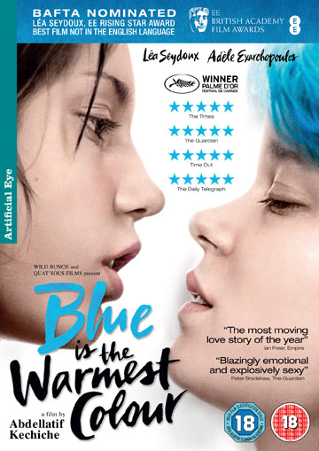 Buy Blue is the Warmest Colour