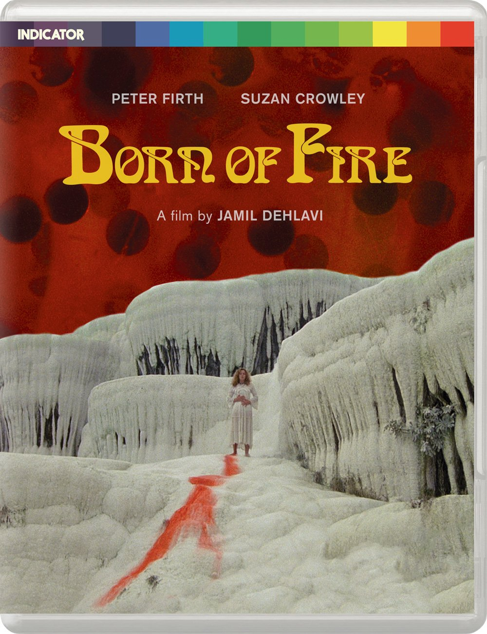 Buy Born of Fire (Blu-ray)